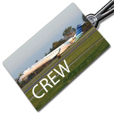 Garuda CRJ1000 (take off) crew tag
